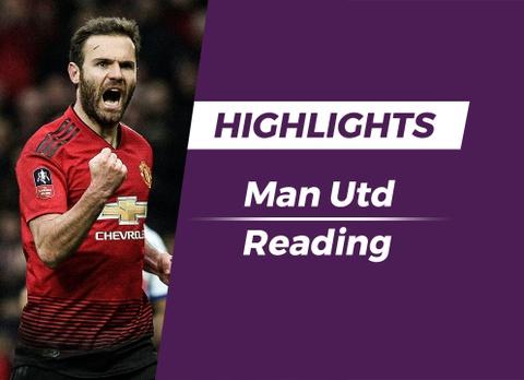 Highlights MU 2-0 Reading hinh anh