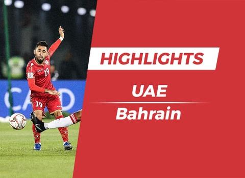 Highlights Asian Cup 2019: UAE 1-1 Bahrain hinh anh