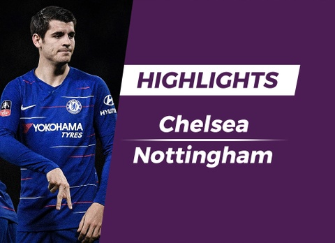 Highlights Chelsea 2-0 Nottingham Forest hinh anh