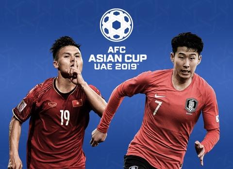 Lich thi dau va bang xep hang Asian Cup 2019 ngay 6/1 hinh anh