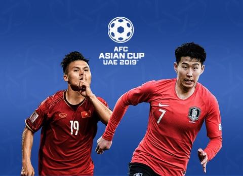Lich thi dau va bang xep hang Asian Cup 2019 ngay 7/1 hinh anh