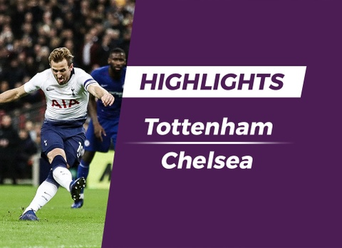Highlights Tottenham 1-0 Chelsea hinh anh