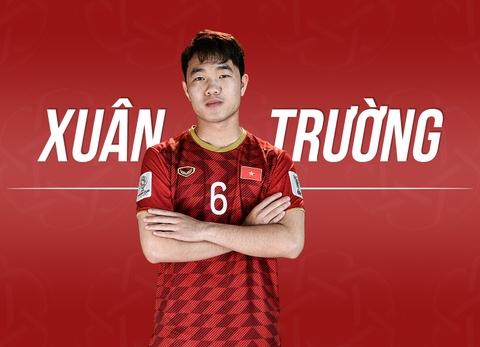 Xuan Truong thi dau the nao trong tran dau tien o Asian Cup 2019? hinh anh