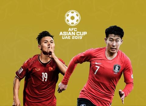 Lich thi dau va bang xep hang Asian Cup 2019 ngay 11/1 hinh anh