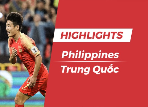 Highlights Asian Cup 2019: Philippines 0-3 Trung Quoc hinh anh