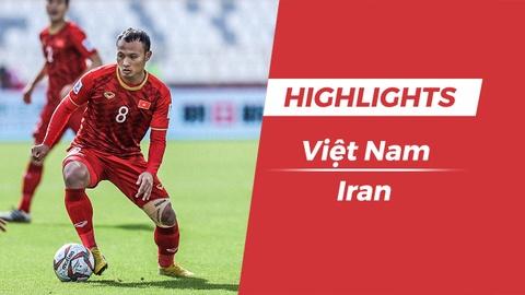 Highlights Asian Cup 2019: Viet Nam 0-2 Iran hinh anh