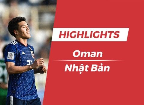 Highlights Asian Cup 2019: Oman 0-1 Nhat Ban hinh anh