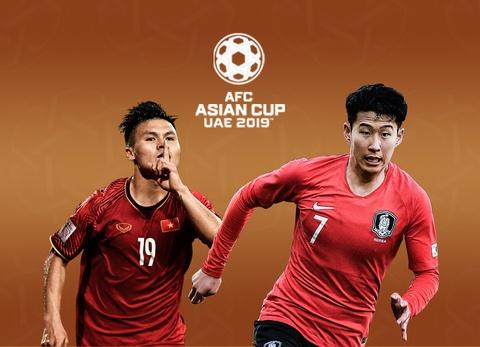 Lich thi dau va bang xep hang Asian Cup 2019 ngay 14/1 hinh anh