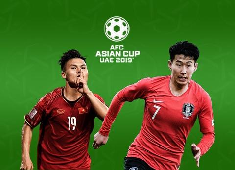 Lich thi dau va bang xep hang Asian Cup 2019 ngay 15/1 hinh anh