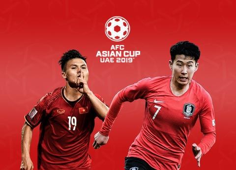 Lich thi dau va bang xep hang Asian Cup 2019 ngay 16/1 hinh anh