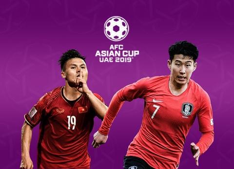 Lich thi dau va bang xep hang Asian Cup 2019 ngay 17/1 hinh anh