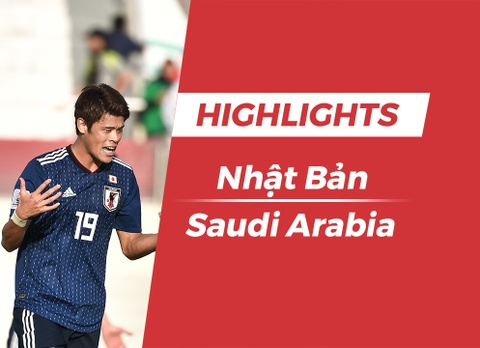 Highlights Asian Cup 2019: Nhat Ban 1-0 Saudi Arabia hinh anh