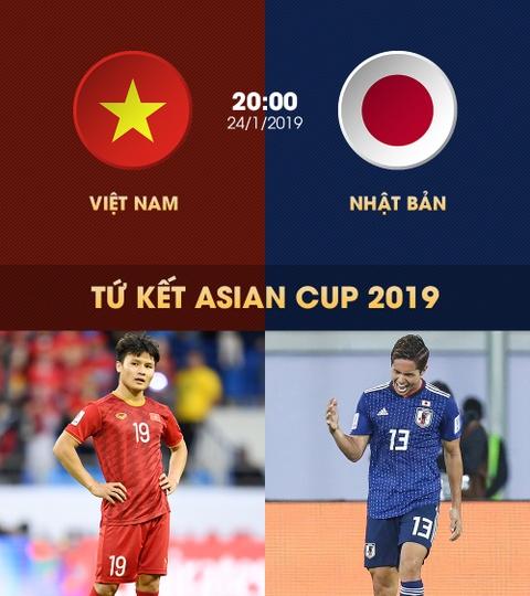 Viet Nam vs Nhat Ban: Chang ti hon gap ga khong lo chau A hinh anh 1