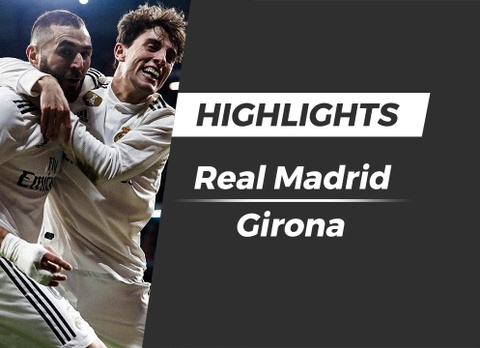Highlights Real Madrid 4-2 Girona hinh anh
