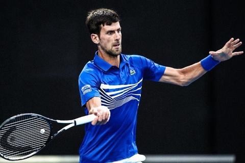 Highlights chung ket Australian Open: Djokovic 3-0 Nadal hinh anh