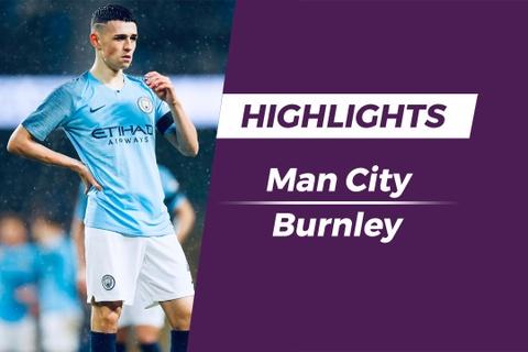 Highlights Man City 5-0 Burnley hinh anh
