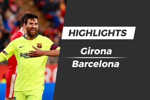 Highlights Girona 0-2 Barcelona hinh anh