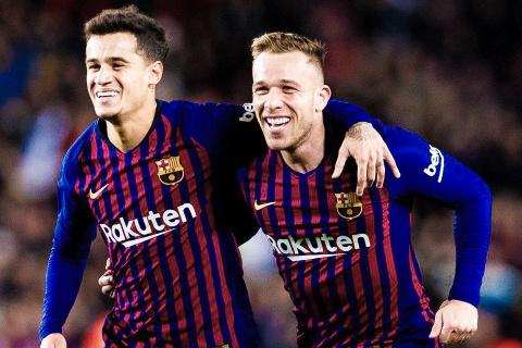 Highlights Barca 6-1 Sevilla hinh anh