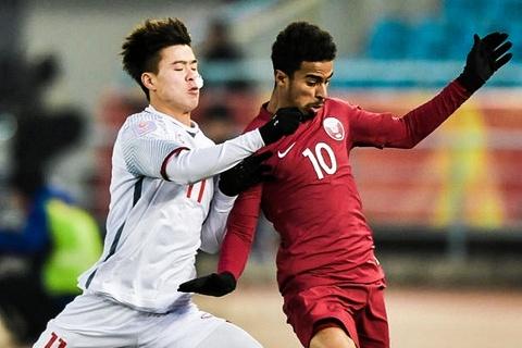 Duy Manh: Qatar va Almoez Ali tien bo vuot bac tu khi gap U23 Viet Nam hinh anh