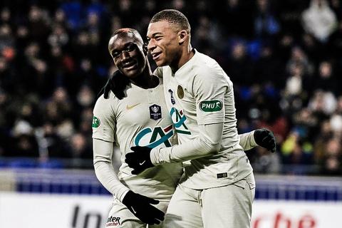 Highlights Villefranche 0-3 PSG hinh anh