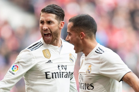 Highlights Atletico Madrid 1-3 Real Madrid hinh anh