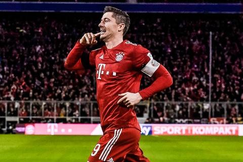 Highlights Bayern Munich 3-1 Schalke 04 hinh anh