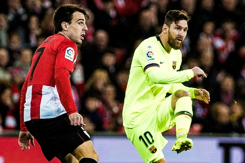 Highlights Athletic Bilbao 0-0 Barcelona hinh anh