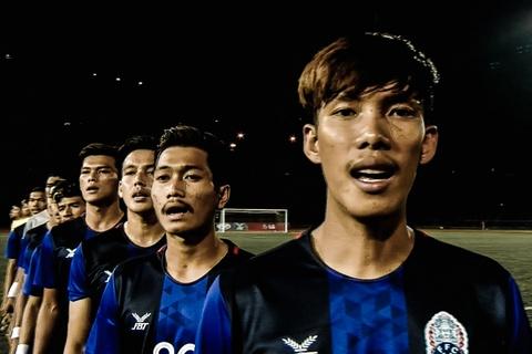 Highlights U22 Malaysia 0-1 U22 Campuchia hinh anh