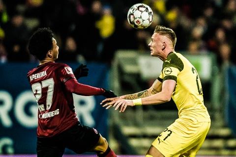 Highlights Nurnberg 0-0 Dortmund hinh anh