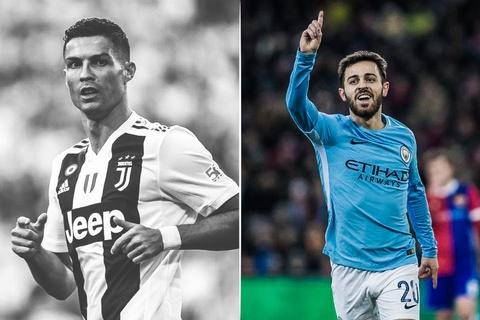 Phot lo Ronaldo, HLV Guardiola tin hoc tro la sao lon nhat Bo Dao Nha hinh anh