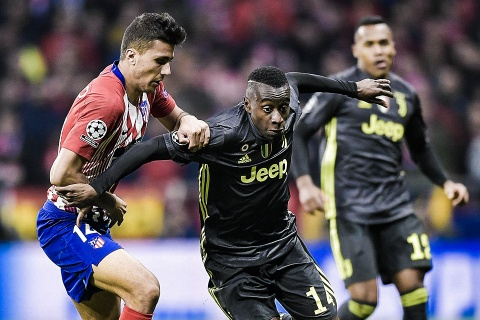 Highlights Atletico Madrid 2-0 Juventus hinh anh