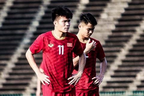 Highlights U22 Viet Nam 0-0 Thai Lan hinh anh