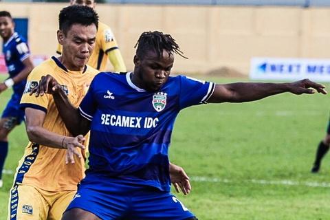 Highlights CLB Thanh Hoa 1-1 Binh Duong hinh anh