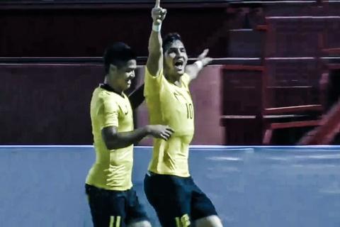 Highlights U22 Malaysia 1-0 Myanmar hinh anh