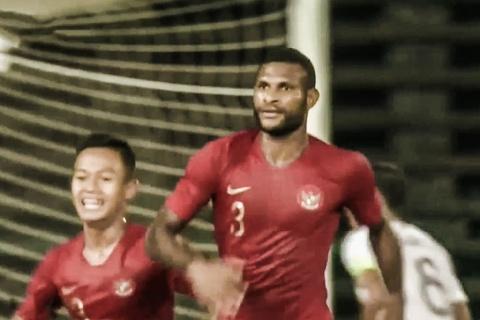 Highlights U22 Campuchia 0-2 Indonesia hinh anh