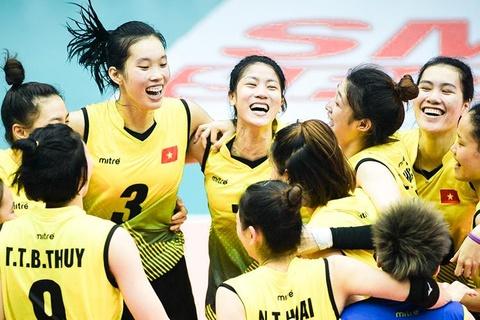 Lich thi dau SEA Games 30 ngay 9/12: Cho HCV bong chuyen nu hinh anh