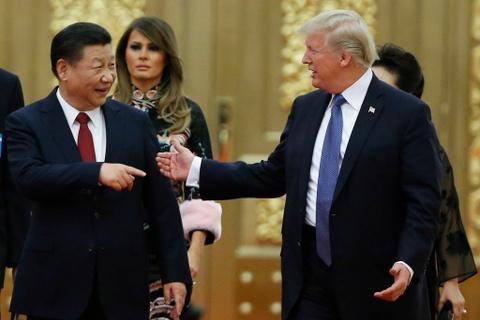Tong thong Trump du quoc yen do Chu tich Tap thet dai hinh anh 2