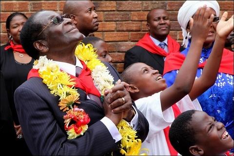 Zimbabwe: Tu 'gio banh mi' den vung lay chau Phi hinh anh
