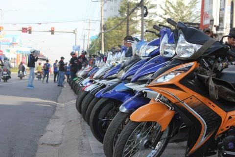 200 chiec Yamaha Exciter tu hop o Binh Duong hinh anh