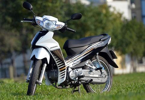 6 mau xe may Honda ra mat tai Viet Nam nam 2014 hinh anh