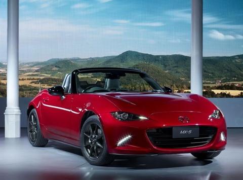 Mazda MX-5 2016 co gia 24.950 USD tai My hinh anh