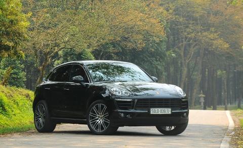 Chay thu Porsche Macan: SUV co nho dam chat the thao hinh anh