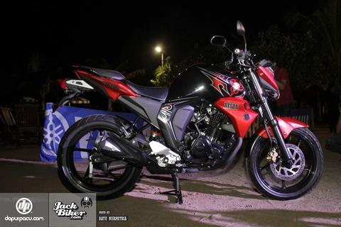 Xe con tay Yamaha Byson FI 2015 co gia 1.625 USD hinh anh