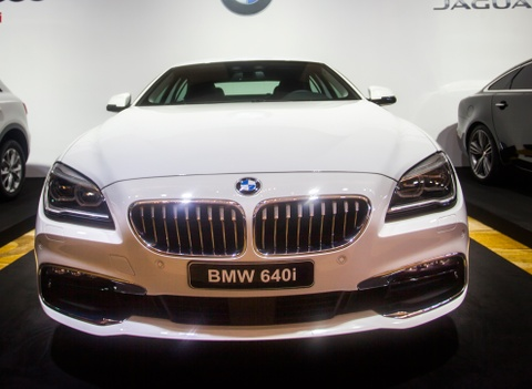 BMW 640i Gran Coupe 2015 gia hon 3,6 ty dong o Viet Nam hinh anh