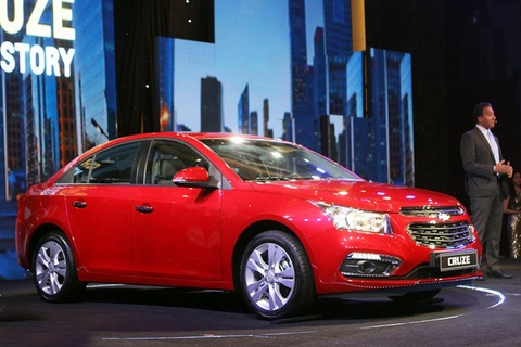 cruze 2015 hinh anh