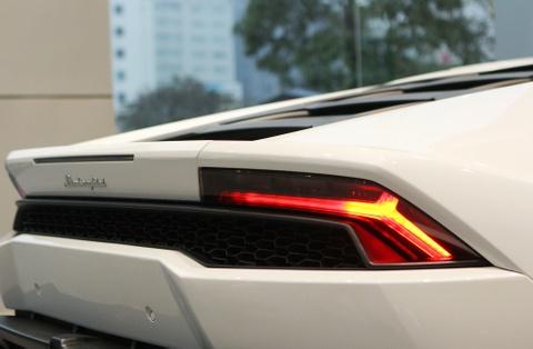 Chi tiet Lamborghini Huracan chinh hang thu 2 o Viet Nam hinh anh 6