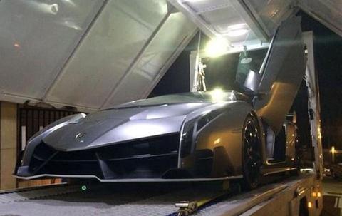 Lamborghini Veneno hang hiem rao ban hon 11 trieu USD hinh anh