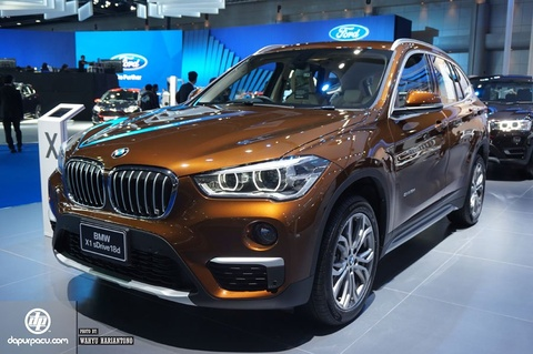 BMW X1 2016 gia gan 75.000 USD den Dong Nam A hinh anh