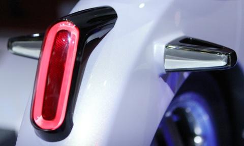 Chi tiet concept Honda EV-Cub chay dien vua ve Viet Nam hinh anh 10