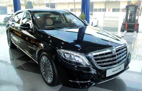 Mercedes Maybach S600 tang gia hon 4 ty dong sau 1/7 hinh anh